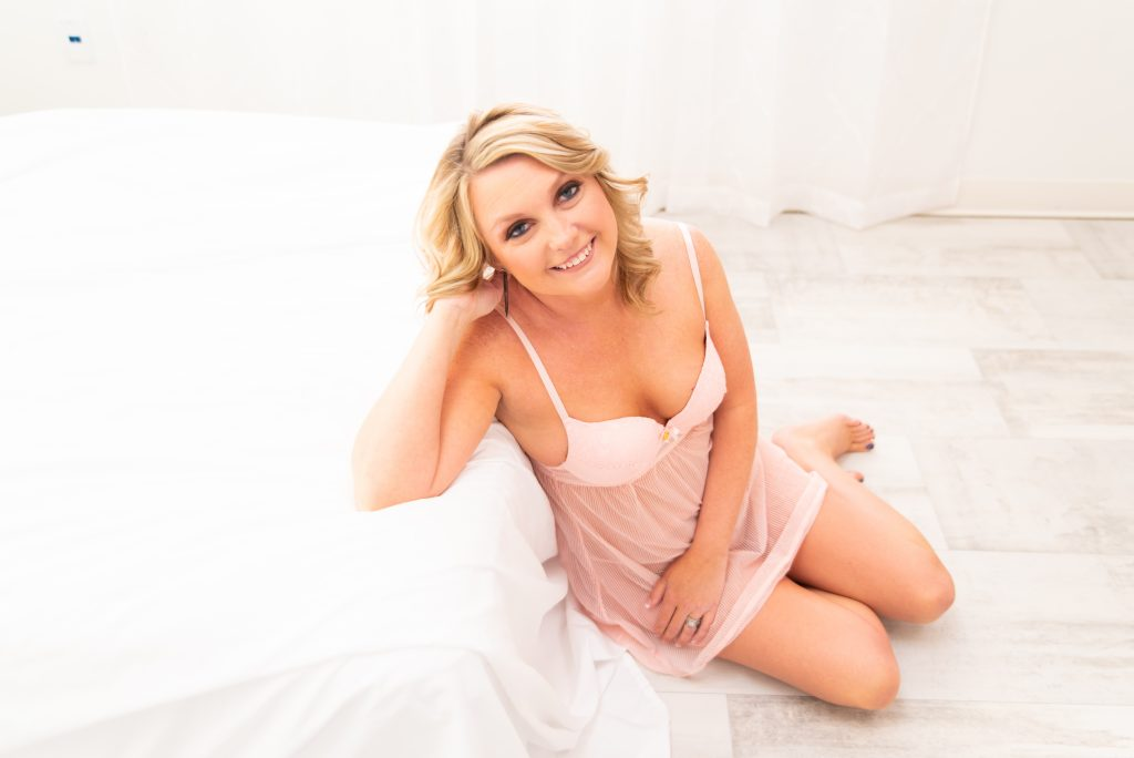boudoir photographer, boudoir photography, boudoir photos, Chattanooga boudoir photography, Chattanooga boudoir photographer, Chattanooga boudoir photos, pink lingerie boudoir photos,